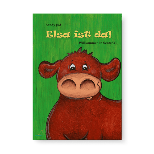 "Produktansicht Bilderbuch ""Elsa ist da!"""