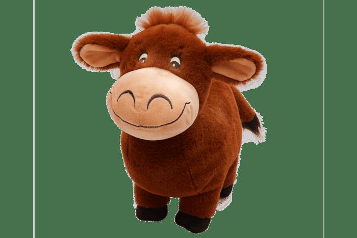 CalmeMara-Stofftier Kuh Elsa