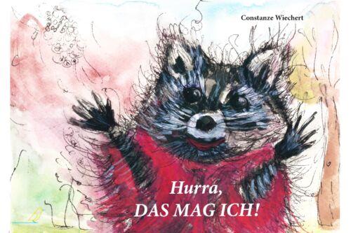Hurra, DAS MAG ICH! Buchcover