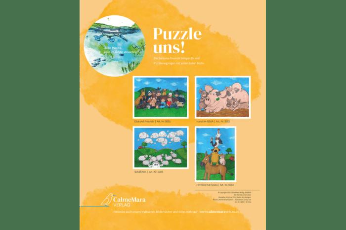 Tier-Puzzles Dorf Sentana
