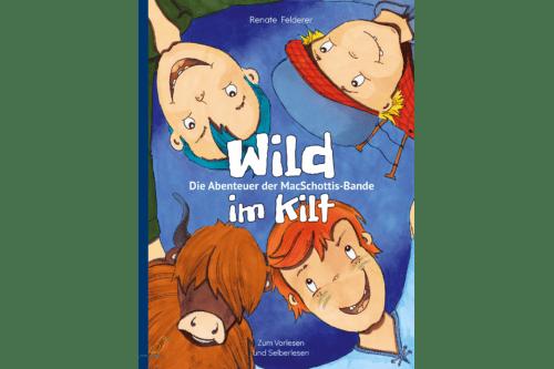 Cover »Wild im Kilt«