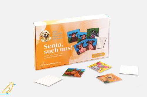 Spiel Senta, such uns mit geschlossener Packung