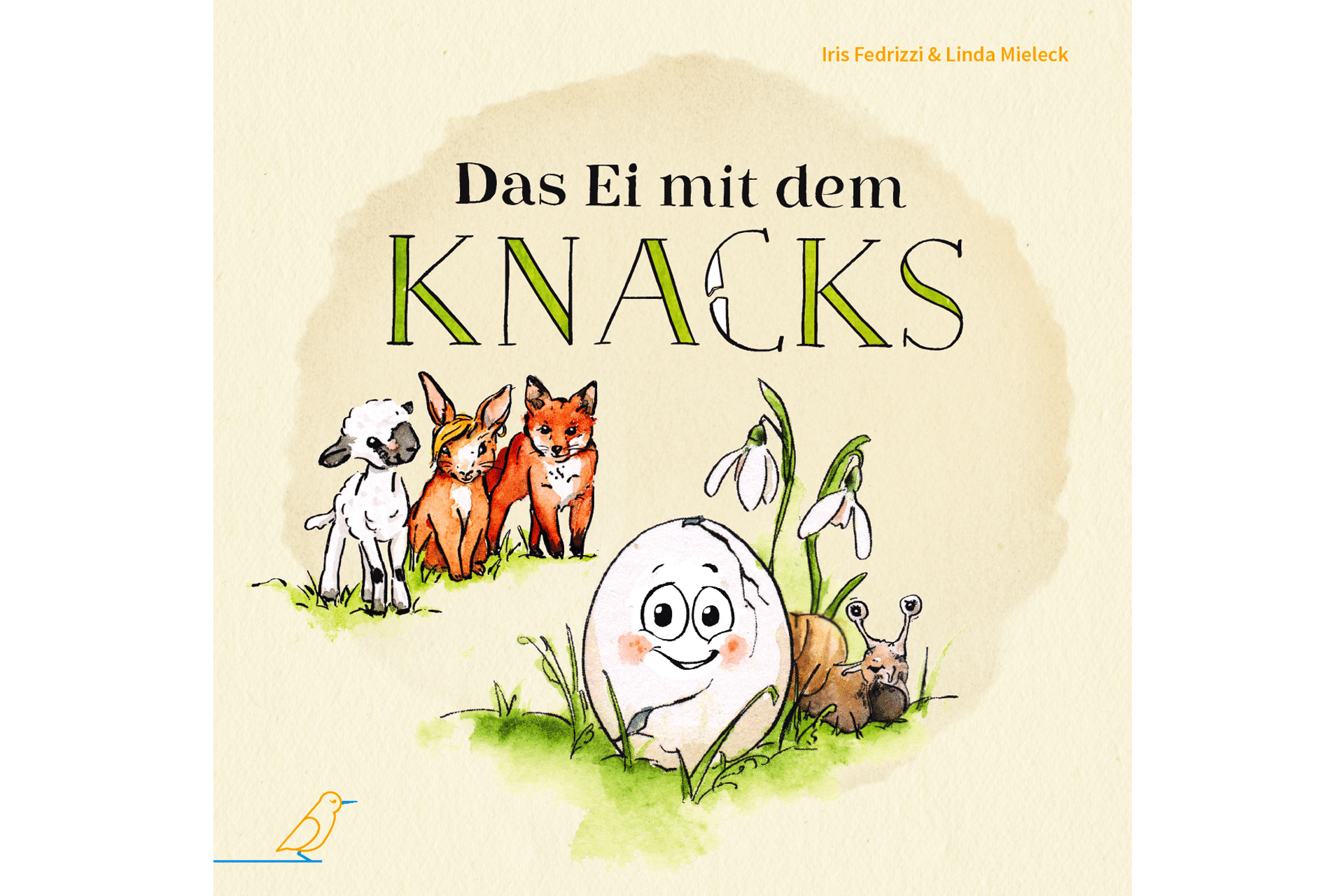 "Cover ""Das Ei mit dem Knacks"""